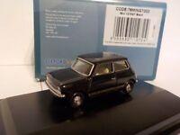 Mini 125GT, - Black, Model Cars, Oxford Diecast