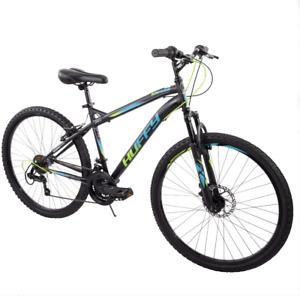 """Huffy 24/"""" Rock Creek горный велосипед 18-скоростной унисекс новые /""""в руке/"""" серебристые"""