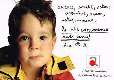 PUBLICITE ADVERTISING 025  1989  ABSORBA vetements enfants  0 à 8 ANS ( 2p)