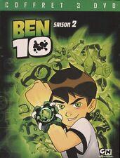Ben 10 : Saison 2 (3 DVD)