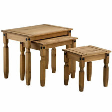 Pine Nested Tables