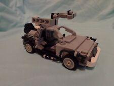 Lego Ideas (CUUSOO) Back to the Future DeLorean Time Machine 21103