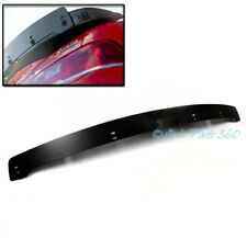 NEW 14-15 CHEVY CAMARO COUPE 2DR WICKER BILL STYLE REAR TRUNK ADD-ON SPOILER LIP