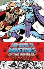 HE-MAN AND THE MASTERS OF THE UNIVERSE NEW HARDCOVER BOOK