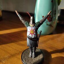 Dark Souls REMASTERED Amiibo Sun Warrior Sloaire PVC Figure New Loose 10cm