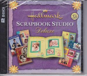 Hallmark Scrapbook Studio Deluxe Version 3.0 (PC, 2005, Windows 98/Me/2000/XP)
