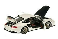 PORSCHE 911 (997 II) GT2 RS - 2011 - WHITE - Minichamps 1:18 100069400