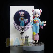 "Miss Kobayashi's Dragon Maid Kanna Kamui Bath Dress Ver. 7"" Figure Toy LED Light"