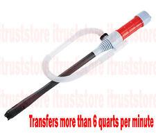 Portable Battery Power FLUID LIQUID WATER GAS GASOLINE TRANSFER PUMP