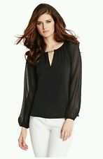 GUESS BY MARCIANO CLARABELLES TOP