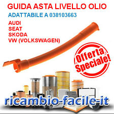 GUIDA ASTA LIVELLO OLIO GOLF IV PASSAT BORA POLO NEW BEETLE A3 A4 LEON 038103663