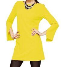 Long Sleeve Short/Mini Tunic Formal Dresses for Women