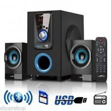 beFree BFS65 Sound 2.1 Channel Surround Sound Bluetooth Speaker System