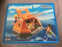 Playmobil City Action 5545 Rettungsinsel - Neu & Ovp