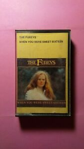 The Fureys, When You Were Sweet Sixteen Cassette Tape album (Ritz Records, 1982)