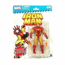 Marvel Legends Vintage Iron Man 6in Action Figure