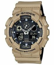 Casio G-Shock X-Large 3-Eye Military Ana-Digital Men's Watch GA100L-8A