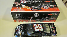 E T #29 red box-Kevin Harvick-2002-NASCAR-Action Collectables-1:24 DIECAST CAR