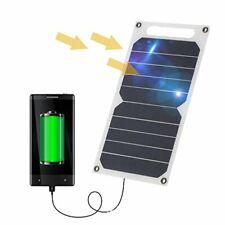 Pannello caricatore solare usb 5v 10w 1200mA IP64 per ricarica cellulare 26x14