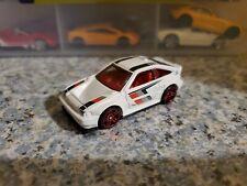 Hot Wheels 2016 HW Night Burnerz White 1985 Honda CR-X CRX Civic JDM