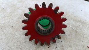 New Holland Drive Line Gear 19T 86580449 + 86636443