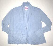 FRESH PRODUCE XL XXL Misty Blue BREEZE Drape Cardigan Top NWT New XL/XXL