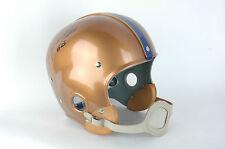1950s LSU Suspension Football RT Helmet Autographed Y.A. Tittle
