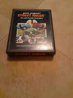 STREET RACER for ATARI 2600 ▪︎CARTRIDGE ONLY ▪︎FREE SHIPPING ▪︎