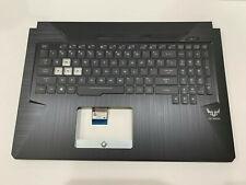 New listing New Asus Tuf Gaming Fx705Dt Palmrest w/ Backlit Keyboard 90Nr02B2-R31Us1