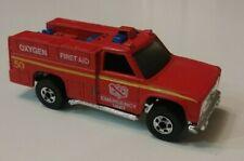 Hot Wheels Emergency Squad