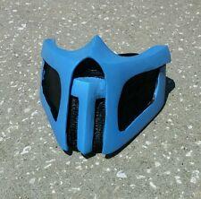 NEW Handmade Mortal Kombat cosplay mask costume Sub zero Theme US (No Scratches)
