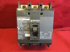 Square D Qbl22100 Qb 100 PowerPact Circuit Breaker 100 Amp 2 Pole 240 Vac Exc