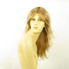 Parrucca donna lunga  biondo chiaro mechato biondo medio : zoe 27t613