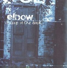 ELBOW asleep in the back (CD album) indie rock, experimental, lo-fi, acoustic