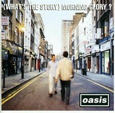 OASIS - WHAT'S THE STORY MORNING GLORY - NEW CD