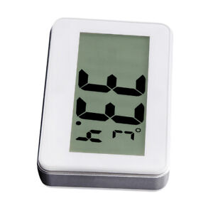 Refrigerator Thermometer Fridge Freezer LCD Digital Temperature Display
