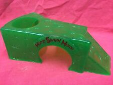 Hamster House Cheese Wedges Green Plastic 7 X 4 Inches Dwarf Hamster Mice Gerbil