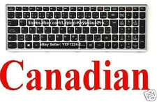 Lenovo ideapad U510 Z710 Keyboard - Backlit - Canadian CA U510-CF-E 25205677