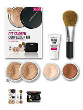 Bare Escentuals Bare Minerals Kit Get Started Complexion 7pc Kit Medium Tan