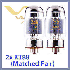2x NEW Valve Art KT88 Vacuum Tubes, Matched Pair TESTED