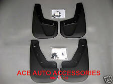 2007-2013 CHEVROLET AVALANCHE CUSTOM FIT MOLDED MUD FLAPS 4 PC HUSKY 56731 56761