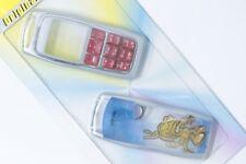 Plateado Fascia / Funda/Carcasa Para Nokia 3220