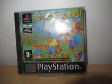 Tier Fußball-ps1 Sony Playstation 1 NEU Versiegelt (PAL)