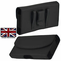 Magnetic Leather Case Carrying Pouch Belt Clip Holster - SAMSUNG GALAXY XCOVER 4