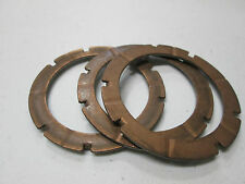 Ford OEM Planet Carrier Thrust Washer Set of 3 NOS D4ZZ-7A166-A C3 Mustang II