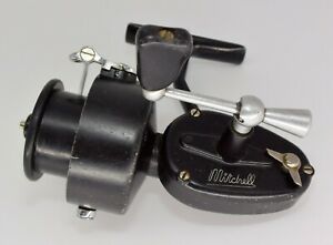 Vintage Mitchell (300 Size) Right Handed Spinning Reel, Made in France