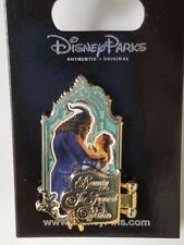Beauty and the Beast Live Action Belle is Found Within Hinged Disney Pin