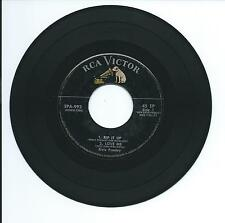 "1956 ELVIS EP ""RIP IT UP"", ""LOVE ME"", ""WHEN MY BLUE MOON"" + 1 MORE 45rpm 7"""