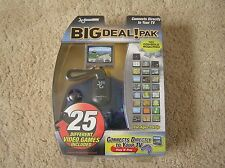 NIB Dream Gear  plug 'n' play with 25 video games connected to your TV