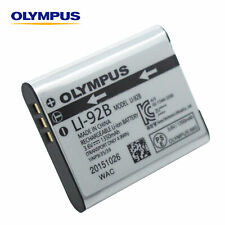 Genuine Original Olympus LI-92B Battery For TG-4, TG-3, SP-100, XZ-2, SH-50 iHS